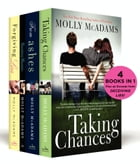 The Molly McAdams New Adult Boxed Set: Taking Chances, From Ashes, Stealing Harper, Forgiving Lies, and an excerpt from Deceiving Lies by Molly McAdams