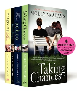Book The Molly McAdams New Adult Boxed Set: Taking Chances, From Ashes, Stealing Harper, Forgiving Lies… by Molly McAdams