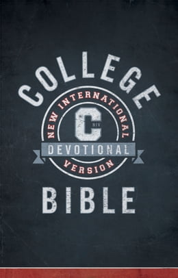 Book NIV, College Devotional Bible, eBook by Christopher D. Hudson