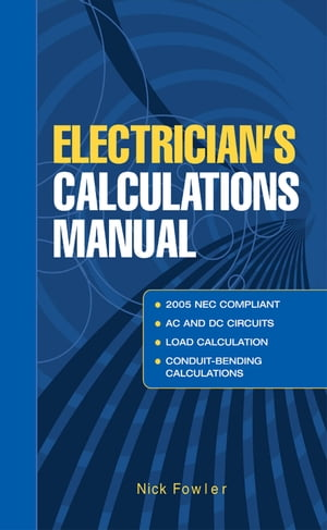 Electricians Calculations Manual