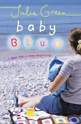 Book Baby Blue by Julia Green