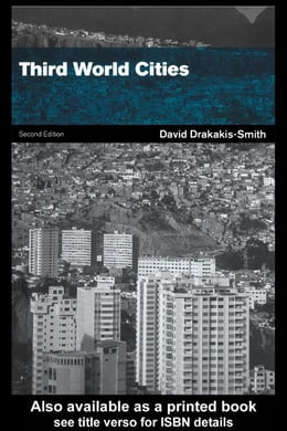 Book Third World Cities by Smith, David W.