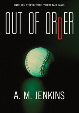 Book Out of Order by A. M. Jenkins