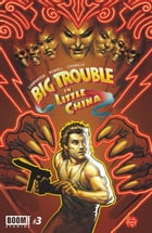 Big Trouble in Little China #3 by Eric Powell