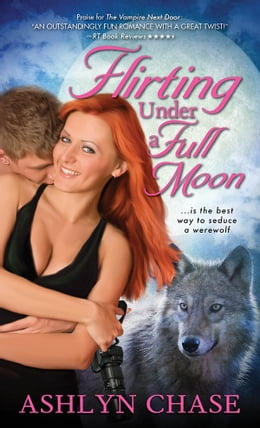 Book Flirting Under a Full Moon by Ashlyn Chase