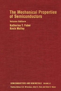 Book Semiconductors and Semimetals by Faber, Katherine T.