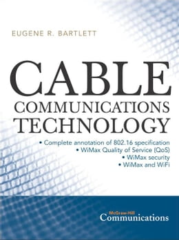 Book Cable Communications Technology by Bartlett, Eugene