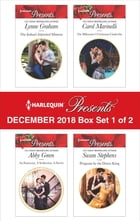 Harlequin Presents December 2018 - Box Set 1 of 2: The Italian's Inherited Mistress\An Innocent, A Seduction, A Secret\The Billionaire's Christmas Cin by Lynne Graham