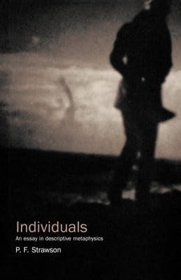Book Individuals by Strawson, P. F.