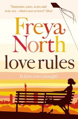 Book Love Rules by Freya North
