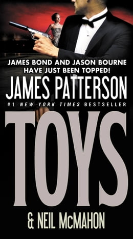 Book Toys by James Patterson