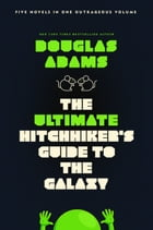 The Ultimate Hitchhiker's Guide to the Galaxy Cover Image