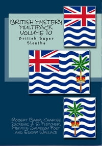 British Mystery Multipack Volume 10: British Super Sleuths