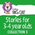 Stories for 3 to 4 year olds: Collection 3 (Collins Big Cat Audio) 5c3de149-ae32-450e-a43c-499b6e5c569d