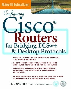 Configuring Cisco Routers for Bridging DLWs+ and Desktop Protocols