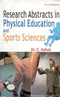 9789351287865 - C. Ashok: Research Abstract in Physical Education and Sport Sciences - पुस्तक