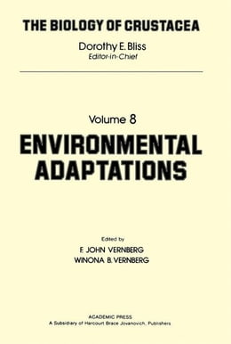 Book Environmental Adaptations by Vernberg, F. John