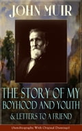 9788026847588 - John Muir: John Muir: The Story of My Boyhood and Youth & Letters to a Friend (Autobiography With Original Drawings) - Kniha