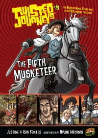 #19 The Fifth Musketeer