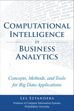 Computational Intelligence in Business Analytics Concepts,  Methods,  and Tools for Big Data Applications
