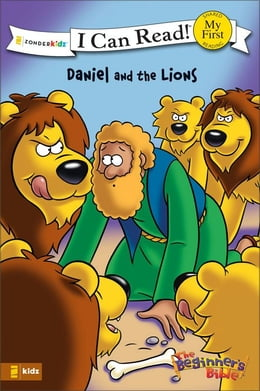Book The Beginner's Bible Daniel and the Lions by Various Authors