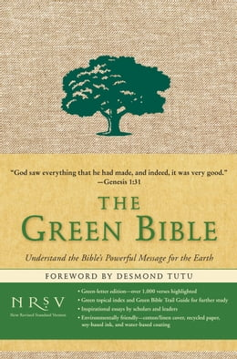 Book The Green Bible--Old Testament by Harper Bibles