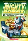Ricky Ricotta's Mighty Robot vs. The Mutant Mosquitoes from Mercury (Ricky Ricotta #2) Cover Image