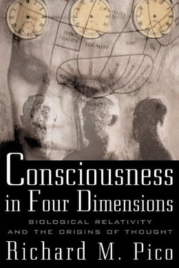 Book Consciousness In Four Dimensions: Biological Relativity and the Origins of Thought by Pico, Richard