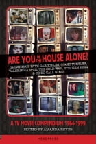 Are You In The House Alone? Cover Image