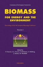 Biomass for Energy and the Environment by P. Chartier