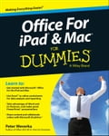Office for iPad and Mac For Dummies Deal