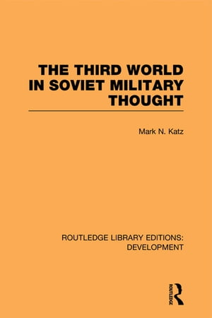 The Third World in Soviet Military Thought