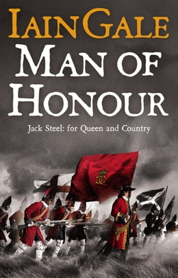 Book Man of Honour by Iain Gale