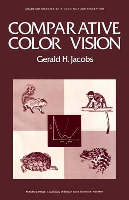 Book Comparative Color Vision by Jacobs, Gerald