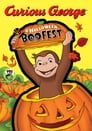 Curious George: A Halloween Boo Fest Cover Image