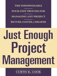 Just Enough Project Management: The Indispensable Four-step Process for Managing Any Project…