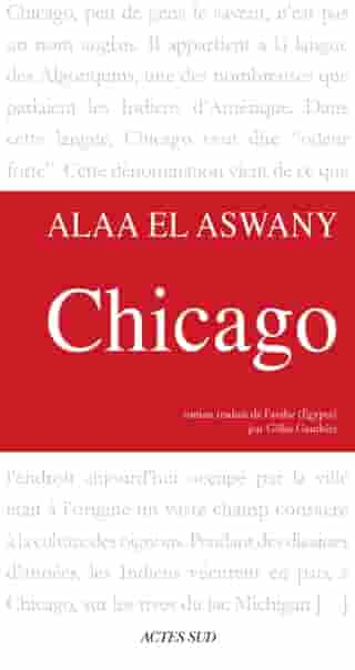 Chicago by Alaa El Aswany