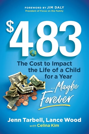 $4.83: The cost to impact the life of a child for a year....maybe Forever