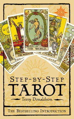 Book Step by Step Tarot by Terry Donaldson