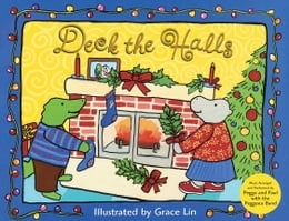 Book Let's All Sing: Merry Christmas - Deck the Halls by Grace Lin