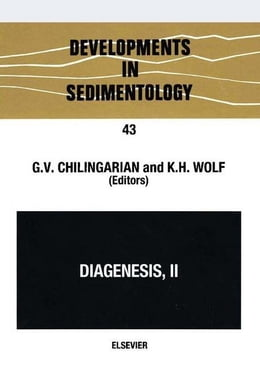 Book Diagenesis, II by Chilingarian, G.V.