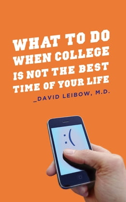 Book What to Do When College is Not the Best Time of Your Life by David Leibow