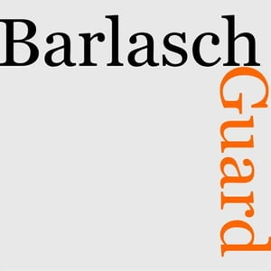 Barlasch Of The Guard by H. S. Merriman