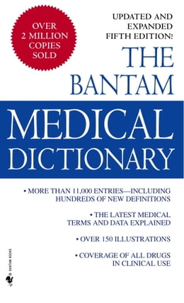 Book Bantam Medical Dictionary, Fifth Edition by Laurence Urdang