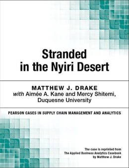 Book Stranded in the Nyiri Desert: A Group Case Study by Matthew J. Drake