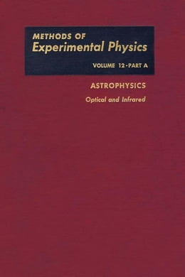 Book Astrophysis Optical and Infrared by Carleton, N.