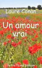 Un amour vrai by Laure Conan
