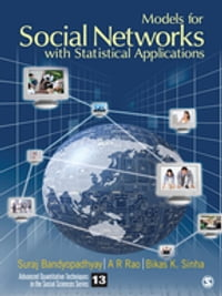 Models for Social Networks With Statistical Applications