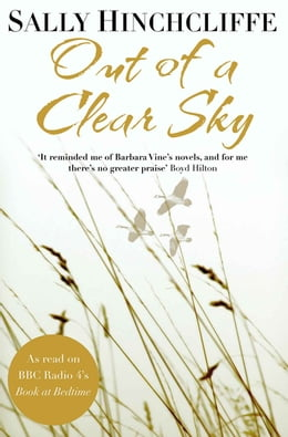 Book Out of a Clear Sky by Sally Hinchcliffe