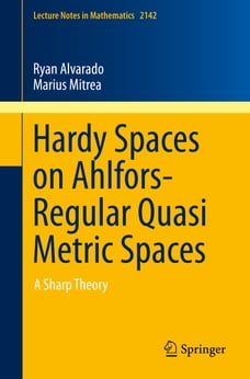Hardy Spaces on Ahlfors-Regular Quasi Metric Spaces: A Sharp Theory